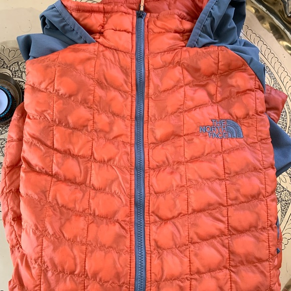 The North Face Mens Thermoball Active Jacket Xl